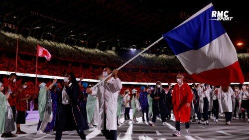 """JO 2021 : """"On a fait une battle avec les Américains"""", Aït-Saïd raconte les coulisses de la cérémonie d'ouverture"""