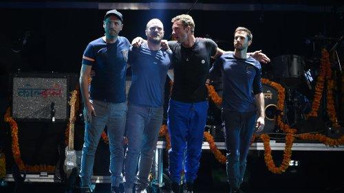 La PETA demande à Coldplay de ne proposer que de la nourriture vegan pour sa tournée éco-responsable