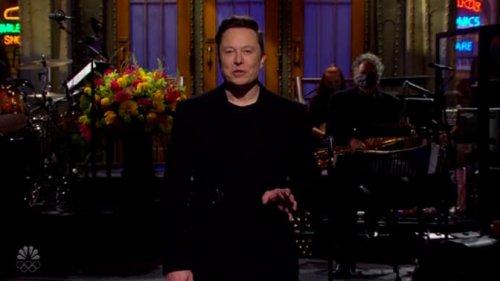 Elon Musk révèle qu'il est atteint du syndrome d'Asperger, dans SNL