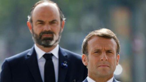 Macron avait averti Édouard Philippe dès 2017 qu'il envisageait de le remplacer à mi-mandat