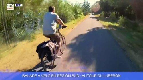 Balade à vélo en Région Sud : autour du Luberon