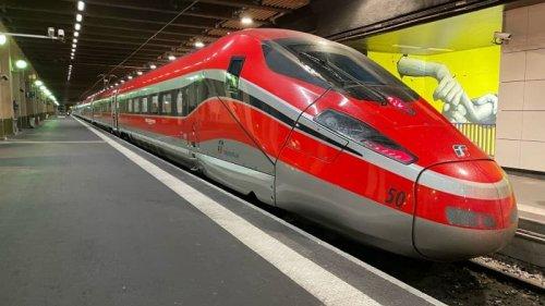 Paris-Lyon: le premier concurrent du TGV s'appellera Trenitalia France