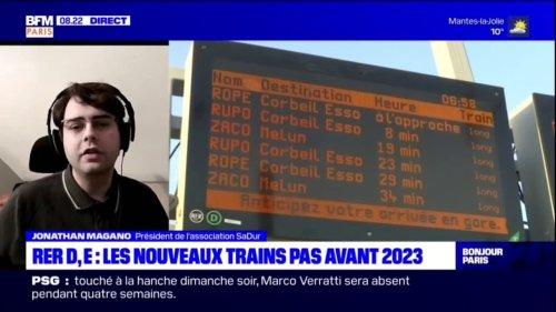 Île-de-France: le RER D, condamné à être en retard sans investissement?