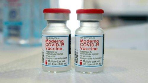"""Variants du Covid-19: Moderna aura """"trois vaccins supplémentaires"""" à l'hiver 2022"""