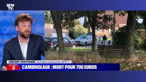 Story 2 : Un septuagénaire tué pour 700 euros lors d'un cambriolage à Bousbecque - 24/09
