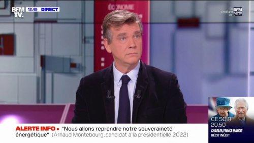 """Arnaud Montebourg: """"Éric Zemmour est l'allié objectif des islamistes"""""""