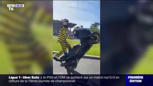 À Lyon, trois personnes interpellées lors d'un rodéo urbain ce week-end