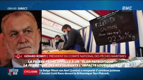 « On appelle à un sursaut citoyen »: Covid, Brexit... Les pêcheurs français sont au fond du seau et appellent à manger français
