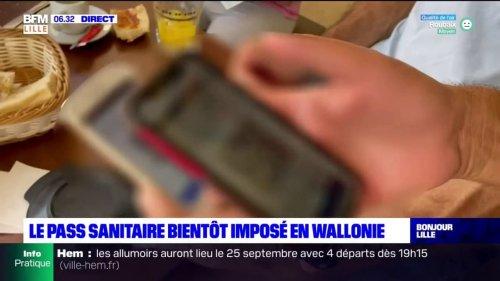 Covid-19: le pass sanitaire bientôt imposé en Belgique wallonne