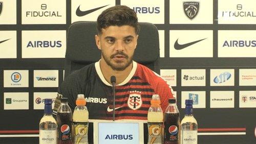 """Toulouse : """"On aurait signé tout de suite pour 4 victoires en 4 matches"""", se réjouit Ntamack"""