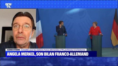 Angela Merkel : une page se tourne en Allemagne - 25/09