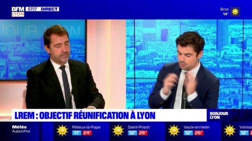 """Lyon: Christophe Castaner en déplacement pour """"rassembler"""" les macronistes lyonnais"""