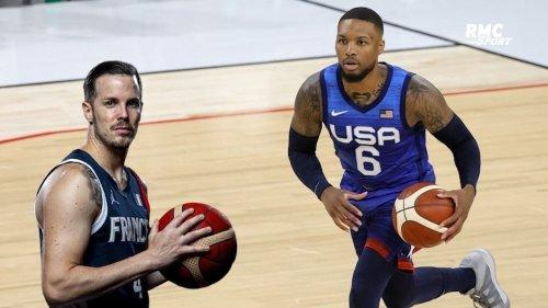 JO de Tokyo (basket) : Brun pessimiste avant le premier match des Bleus contre Team USA