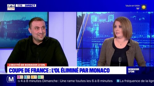 "OL-Monaco: ""L'OL peut nourrir de gros regrets"""