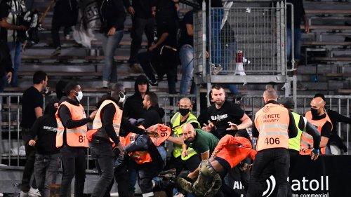 Ligue 1: les premières sanctions contre Angers et l'OM après les incidents à Raymond-Kopa