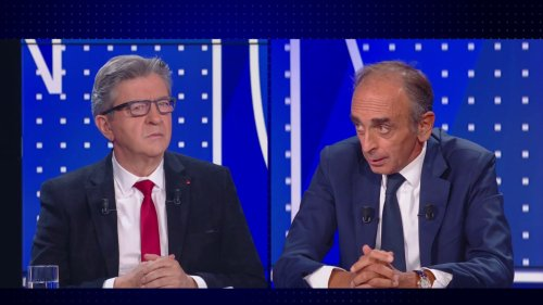 """Débat BFMTV: pour Mélenchon, """"le Zemmouristan, ça existe"""", """"ça s'appelle l'Arabie saoudite"""""""