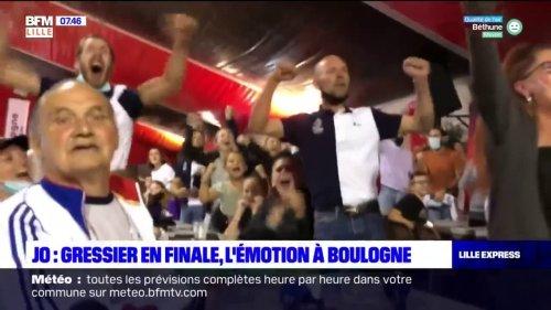 JO de Tokyo: le Boulonnais Jimmy Gressier qualifié pour la finale du 5000 m, l'émotion à Boulogne-sur-Mer