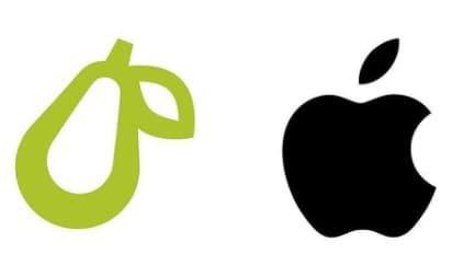 Apple traîne en justice une TPE canadienne pour cause de logo en forme de poire