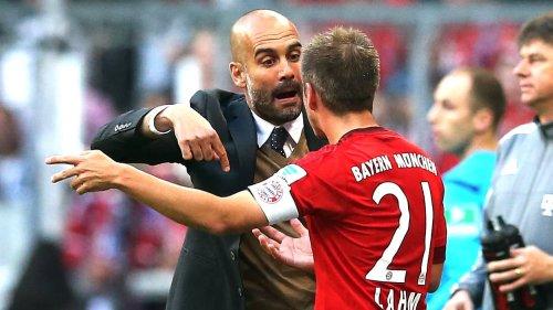 """Manchester City: """"Guardiola a appris à apprécier des buts simples"""", salue Lahm"""