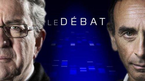 Jean-Luc Mélenchon face à Eric Zemmour, débat exceptionnel sur BFMTV