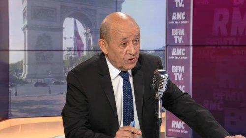 Sahel: Jean-Yves Le Drian décrit les contours de la future opération qui remplacera Barkhane