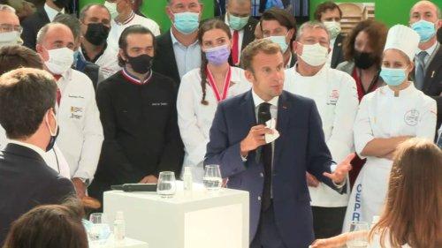 Lyon: l'individu arrêté pour avoir lancé un œuf sur Emmanuel Macron hospitalisé après un examen psychiatrique