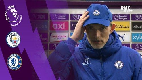 """Chelsea : """"Gagner à Man City n'est pas un désavantage avant la finale"""" sourit Tuchel"""