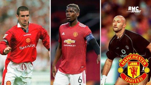Manchester United : Cantona, Pogba, Barthez... Les Français les plus capés