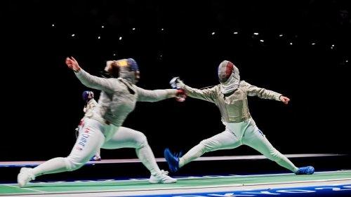 JO 2021 (escrime): les Bleues en argent en sabre, la Russie garde son titre olympique