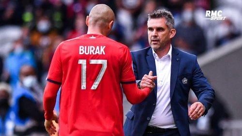 """Lille - Brest : """"Yilmaz n'est pas difficile à gérer"""" selon Gourvennec"""