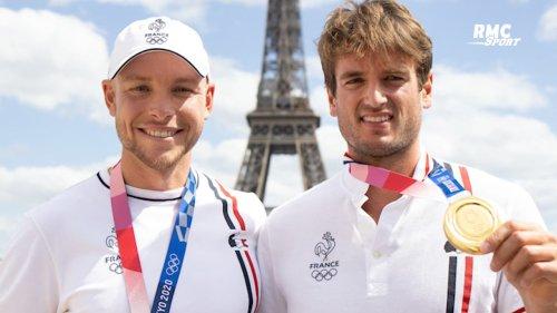 Aviron : Androdias explique comment s'est formé son futur duo (champion olympique) avec Boucheron