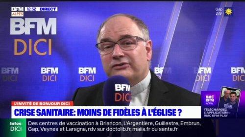 """Vaccination des curés? L'évêque de Digne-les-Bains affirme qu'il y a """"une responsabilité vis-à-vis"""" des communautés accueillies"""
