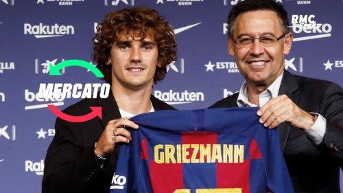 Barça : Bartomeu assume le recrutement de Griezmann en 2019