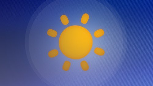 Météo: la semaine s'annonce douce et ensoleillée, avant un retour de la pluie ce week-end