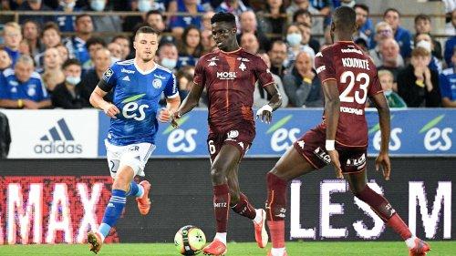 Metz: les supporters furieux après la lourde défaite contre Strasbourg