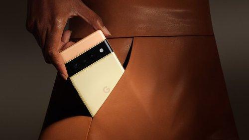 Google dévoile le Pixel 6, son concurrent de l'iPhone 13