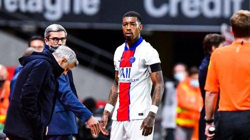 Rennes-PSG: la grosse tension en fin de match avec Kimpembe et Leonardo