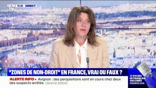 """Karine Franclet (maire d'Aubervilliers): """"Je dois payer une société de gardiennage privée pour sécuriser et empêcher des trafics de drogue"""""""
