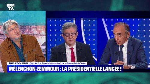 Mélenchon-Zemmour: à qui l'avantage ? - 24/09