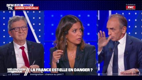 """Eric Zemmour: """"L'Islam est une religion politique par essence (...) l'Islam est tout à fait aux antipodes de la France"""""""