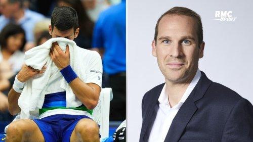 US Open : Brun doute de la sincérité de Djokovic après ses larmes en finale