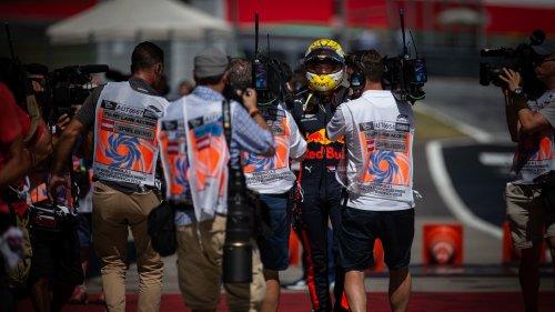 """F1: Verstappen ne veut plus participer à """"Drive to Survive"""", la série de Netflix"""