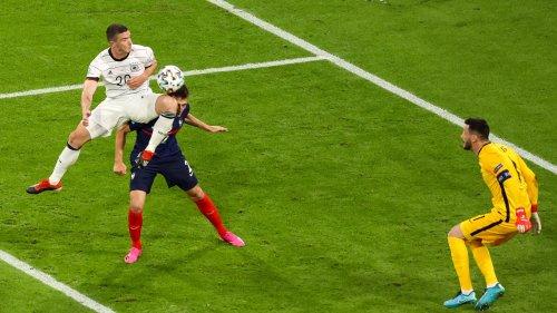 France-Allemagne: l'UEFA enquête sur la blessure de Pavard