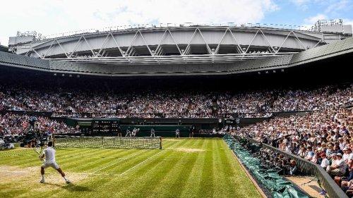 Wimbledon à guichets fermés pour les finales, 50% pour le reste du tournoi