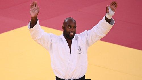 """JO 2021 (judo): Riner """"très content et très fier"""" de sa médaille de bronze"""