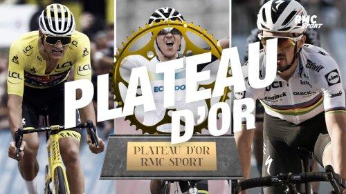 """Cyclisme : Les coups de coeur 2021 de """"Grand Plateau"""" et le focus Alaphilippe"""