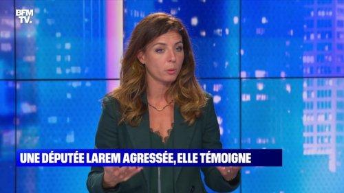 """Caroline Dubost: """"Ce n'était pas une agression politique"""" - 24/10"""