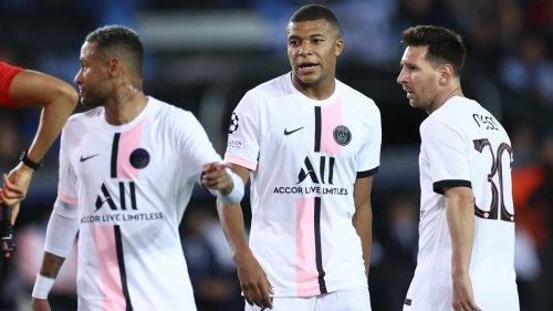 PSG: défendre à sept, avec Messi, Neymar et Mbappé sur le terrain, c'est possible selon Kombouaré