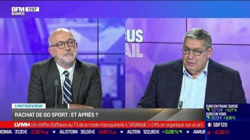 Focus Retail : Le rachat de Go Sport pour un euro symbolique - Mardi 12 octobre