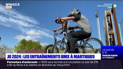 Bouches-du-Rhône: le skatepark de Martigues retenu comme zone d'entraînement pour les JO 2024